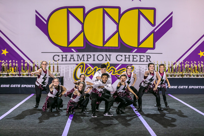 Champion Cheer 121 December 07, 2019