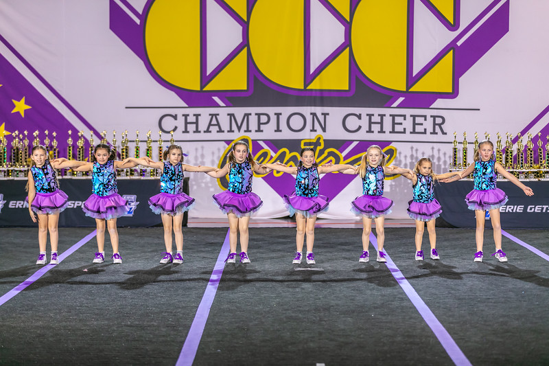 Champion Cheer 407 December 07, 2019