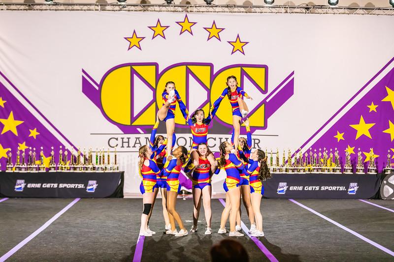 Champion Cheer 1238 December 07, 2019