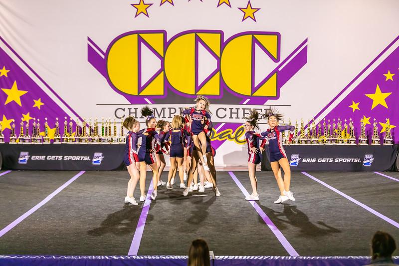 Champion Cheer 1162 December 07, 2019