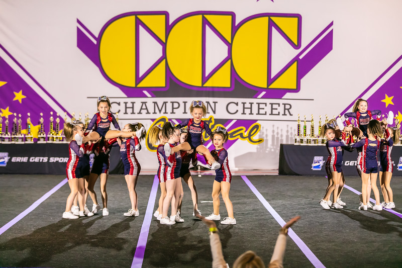 Champion Cheer 811 December 07, 2019