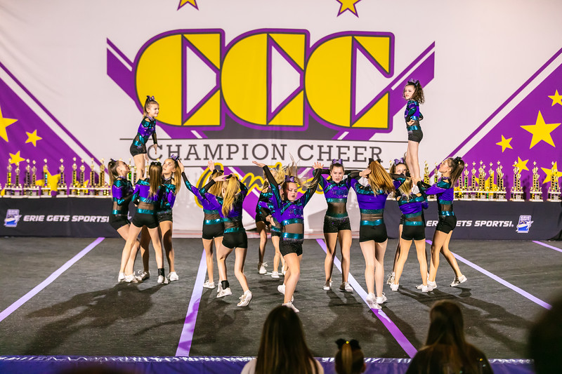 Champion Cheer 1297 December 07, 2019