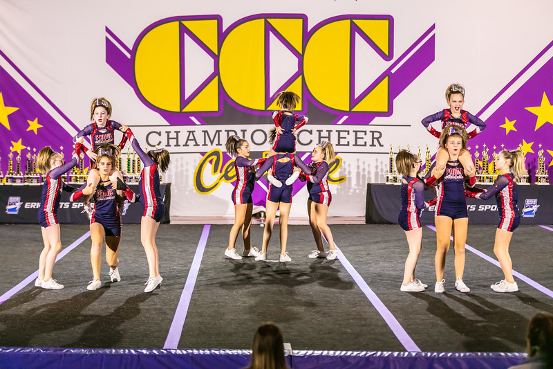 Champion Cheer 1148 December 07, 2019