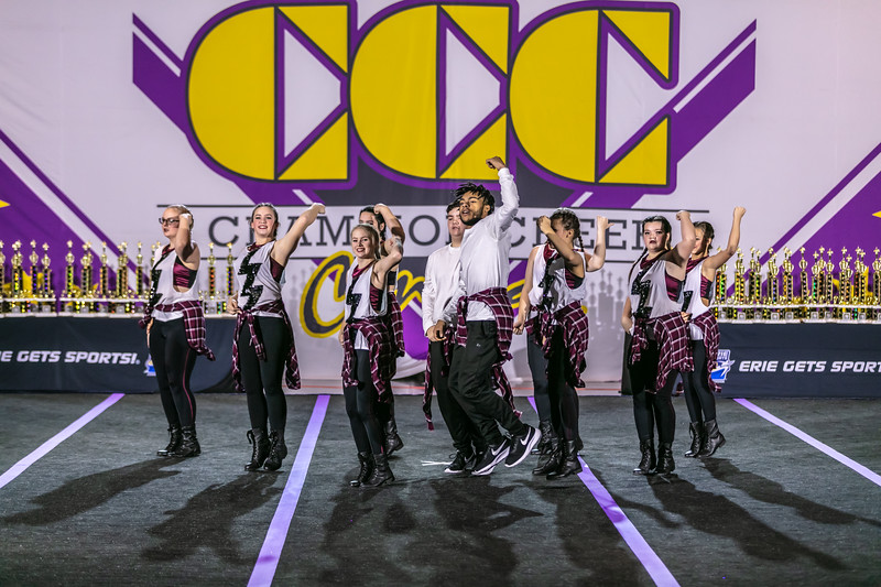 Champion Cheer 112 December 07, 2019