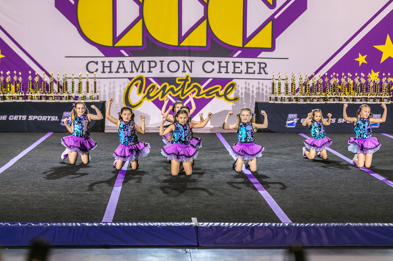 Champion Cheer 417 December 07, 2019