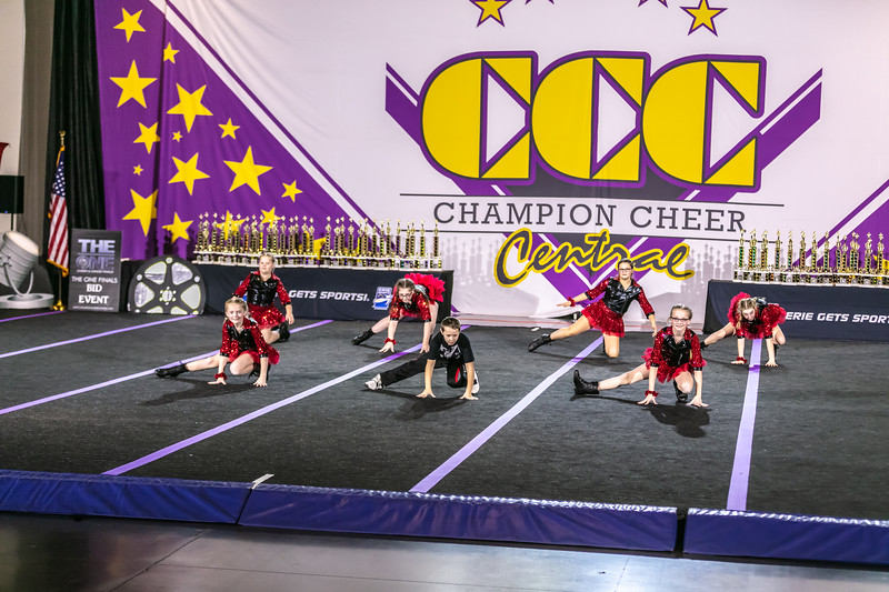 Champion Cheer 282 December 07, 2019