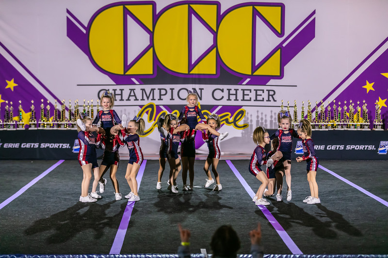 Champion Cheer 603 December 07, 2019