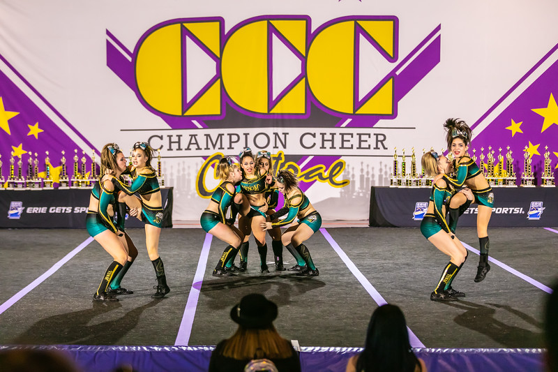 Champion Cheer 1265 December 07, 2019