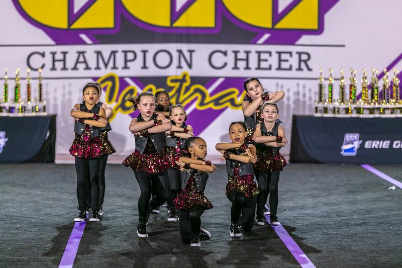 Champion Cheer 187 December 07, 2019
