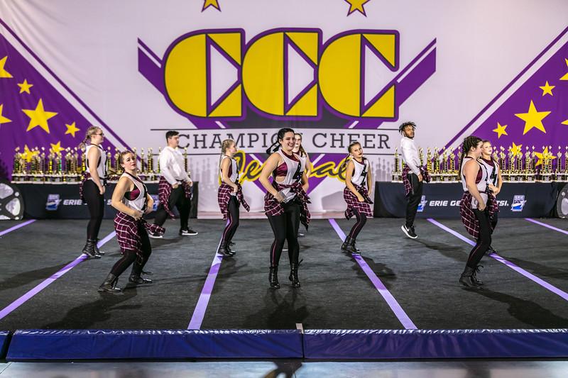 Champion Cheer 125 December 07, 2019