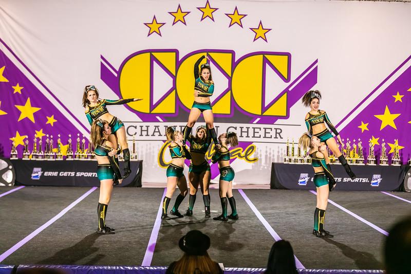 Champion Cheer 1270 December 07, 2019