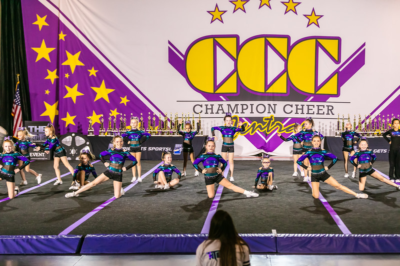 Champion Cheer 1001 December 07, 2019