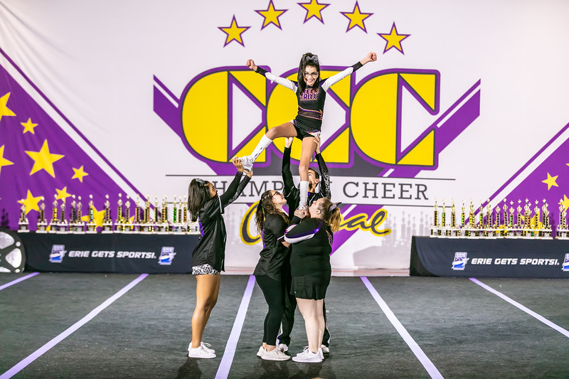Champion Cheer 593 December 07, 2019