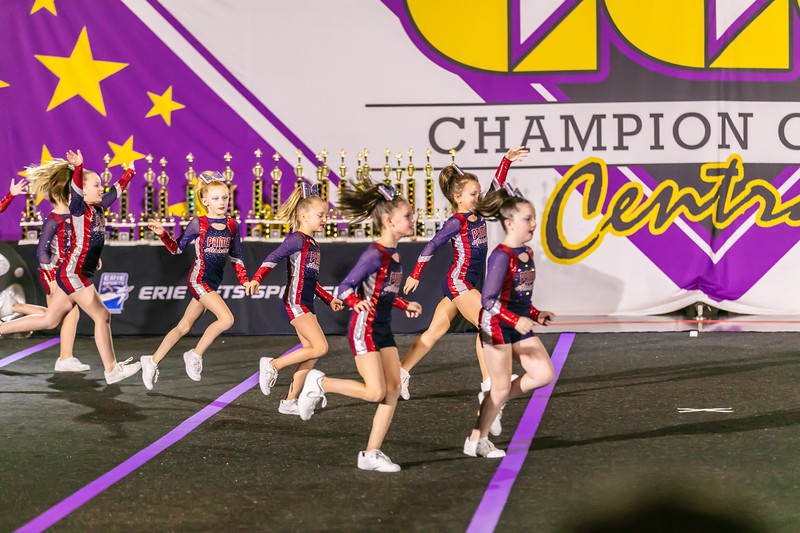 Champion Cheer 798 December 07, 2019