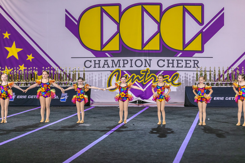 Champion Cheer 307 December 07, 2019