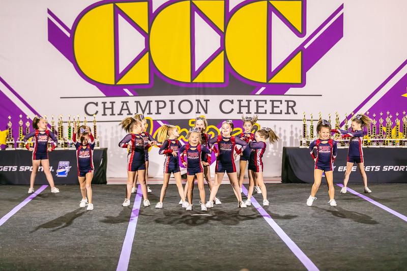 Champion Cheer 801 December 07, 2019