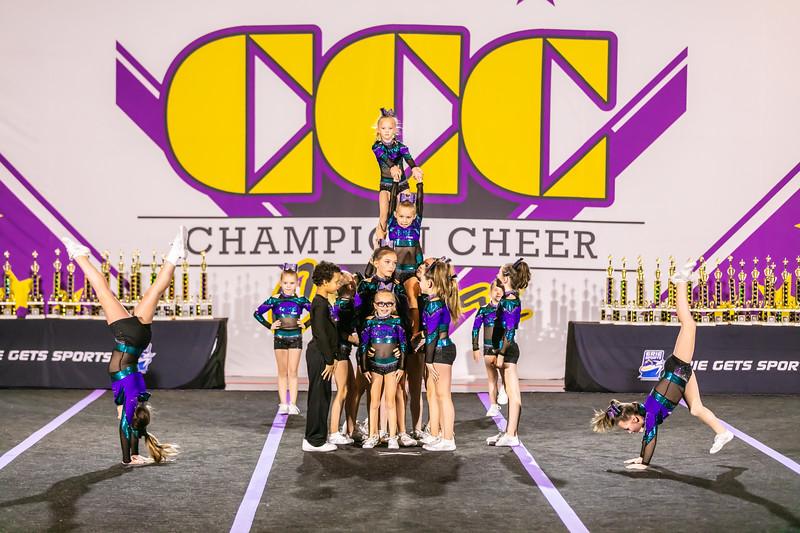 Champion Cheer 1071 December 07, 2019