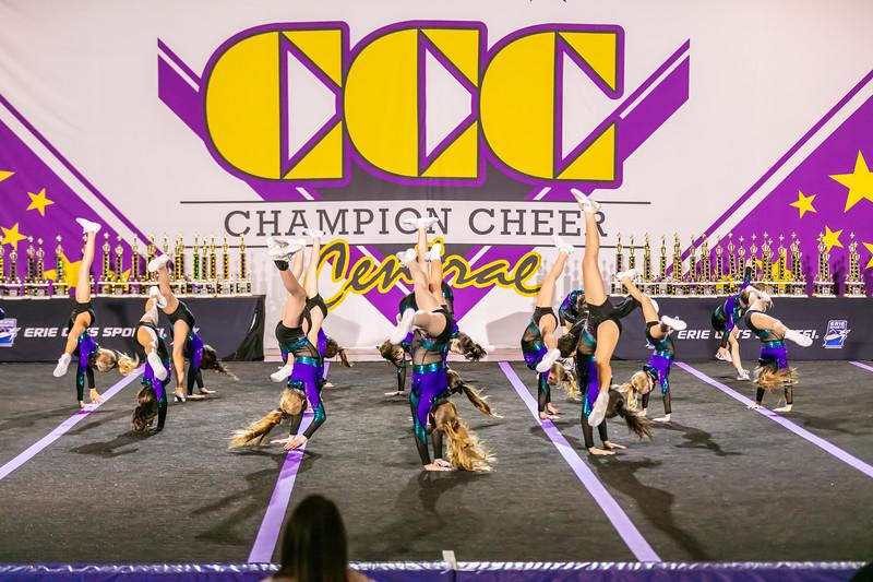 Champion Cheer 1031 December 07, 2019