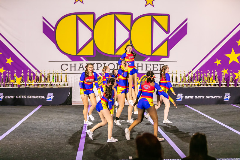 Champion Cheer 1200 December 07, 2019