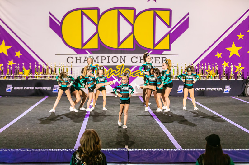 Champion Cheer 1081 December 07, 2019