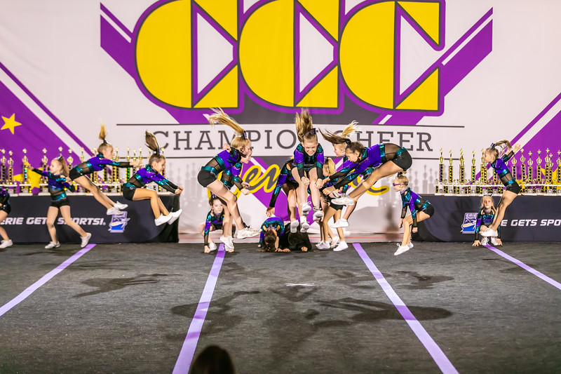 Champion Cheer 1038 December 07, 2019