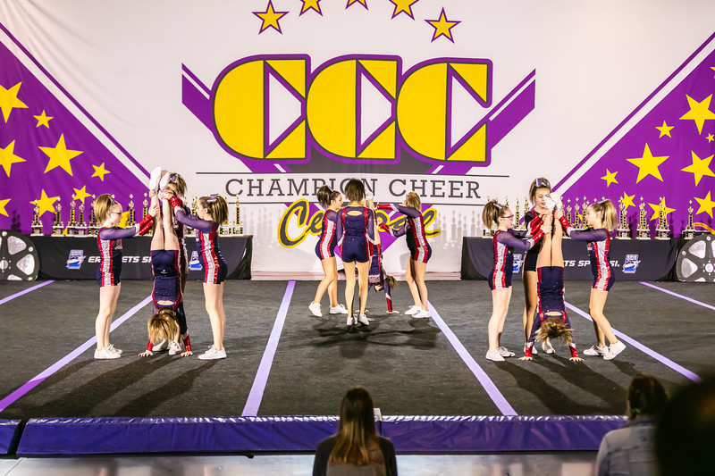 Champion Cheer 1145 December 07, 2019