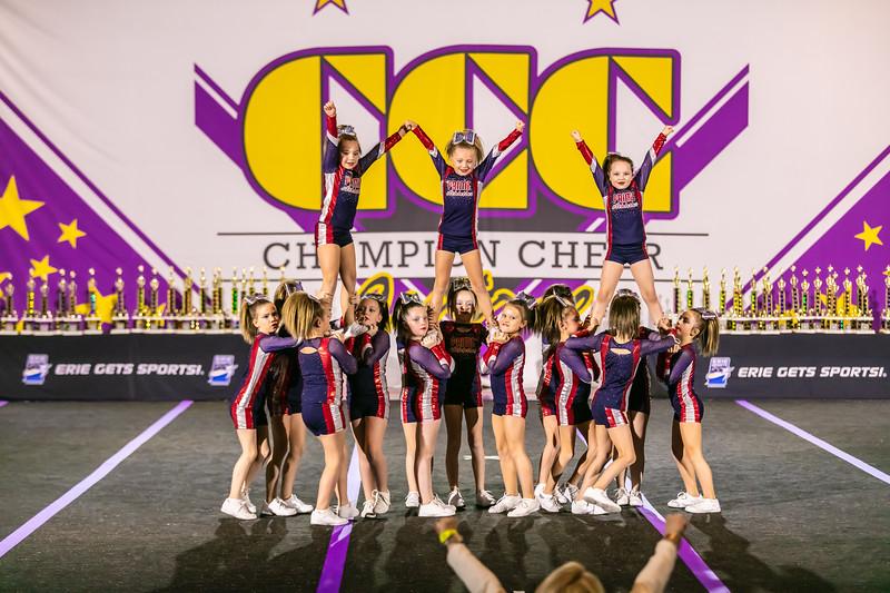 Champion Cheer 830 December 07, 2019