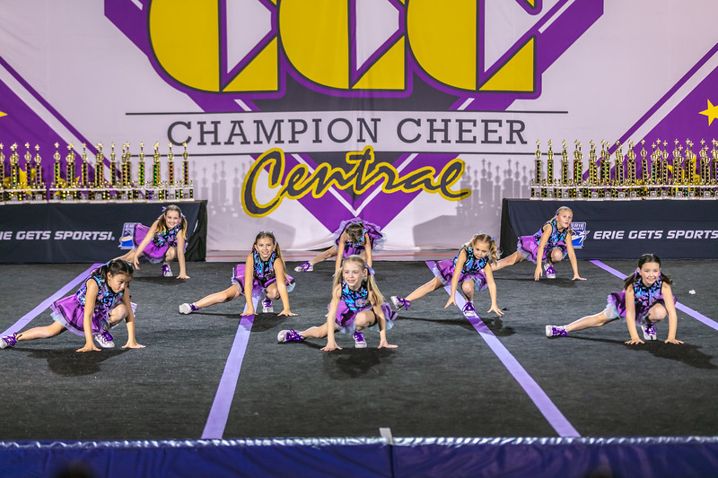 Champion Cheer 377 December 07, 2019