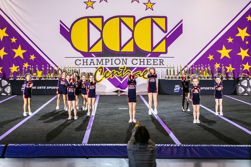 Champion Cheer 626 December 07, 2019