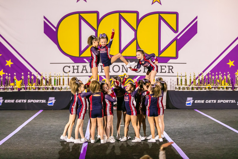 Champion Cheer 827 December 07, 2019