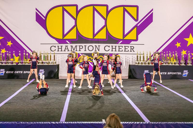 Champion Cheer 802 December 07, 2019