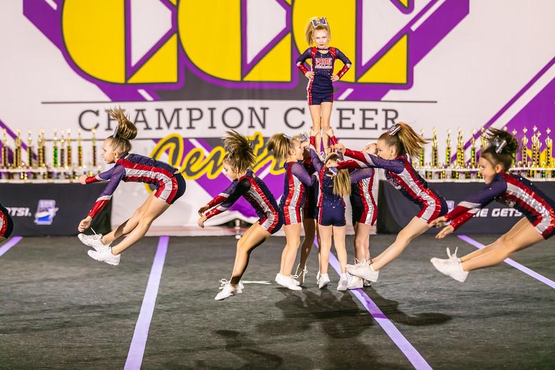 Champion Cheer 837 December 07, 2019