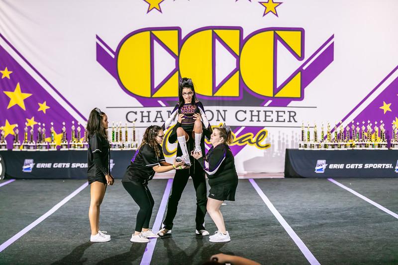 Champion Cheer 589 December 07, 2019