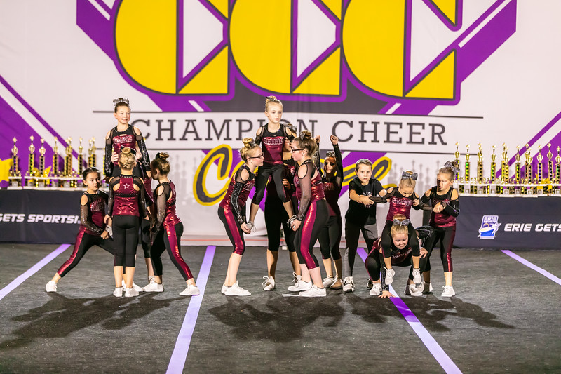Champion Cheer 981 December 07, 2019