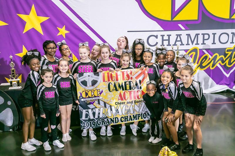 Champion Cheer 558 December 07, 2019
