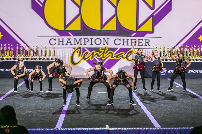 Champion Cheer 219 December 07, 2019