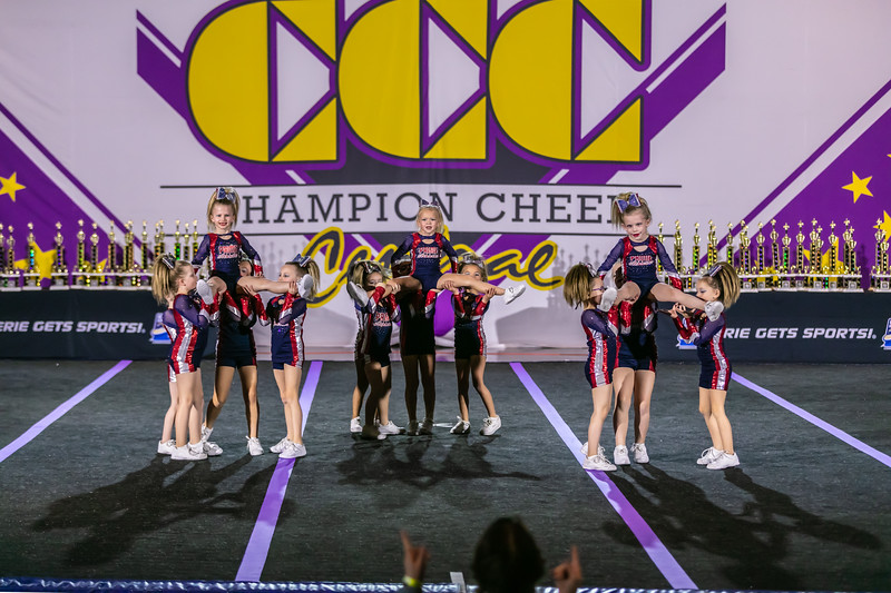 Champion Cheer 604 December 07, 2019