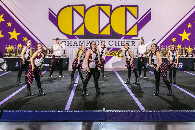 Champion Cheer 128 December 07, 2019