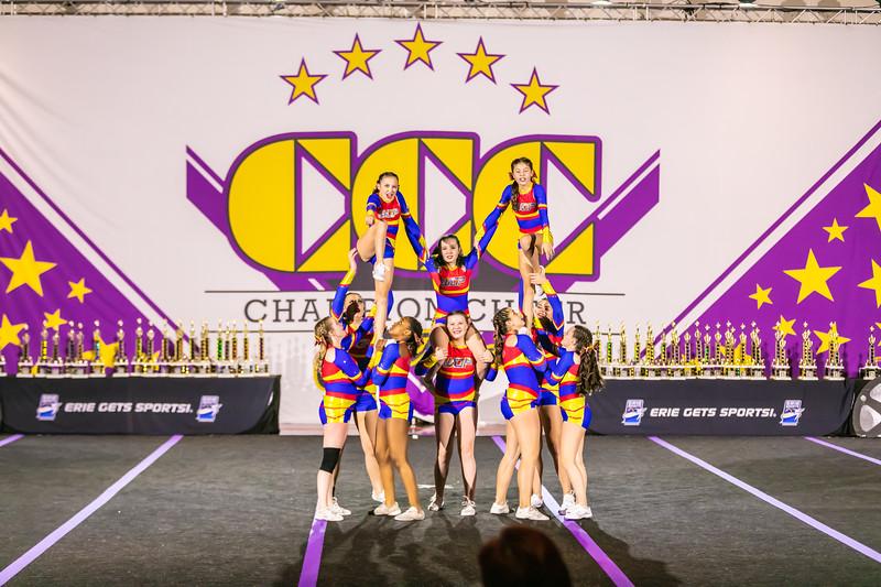 Champion Cheer 1239 December 07, 2019