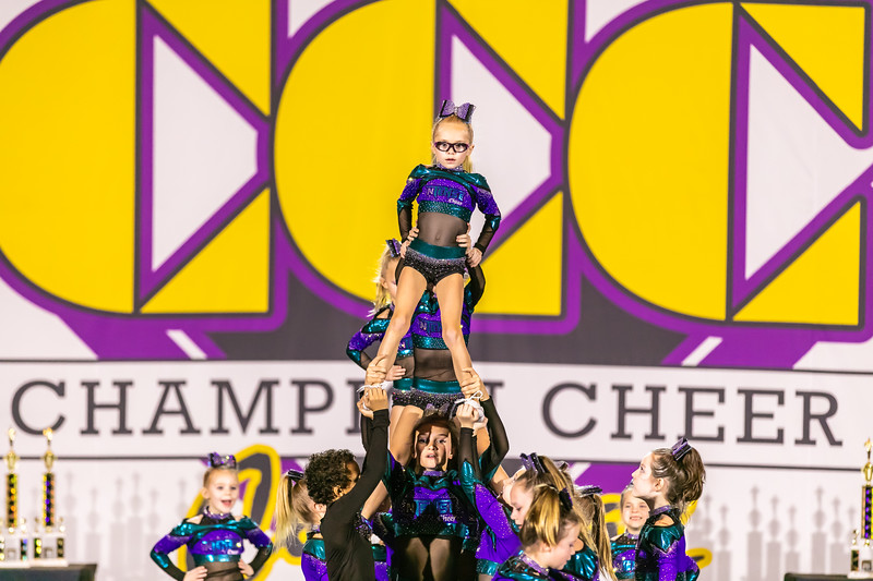 Champion Cheer 1068 December 07, 2019