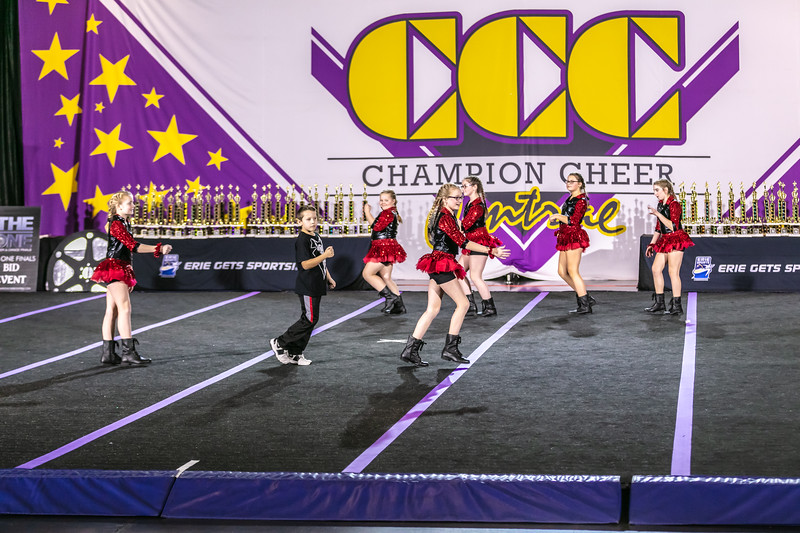 Champion Cheer 272 December 07, 2019