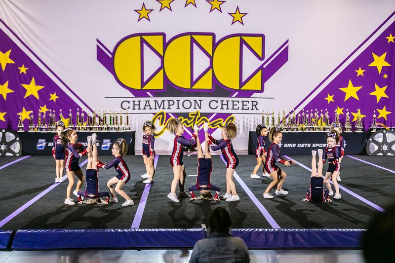 Champion Cheer 628 December 07, 2019