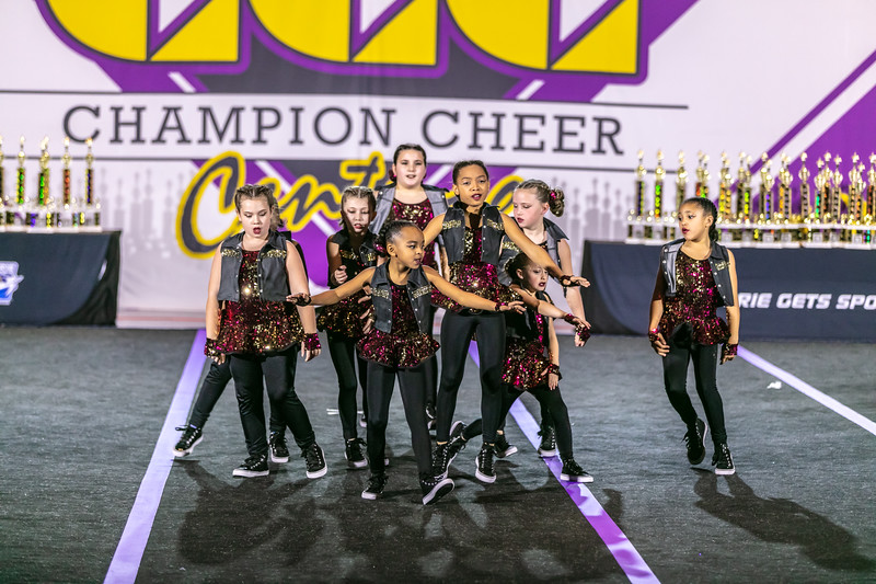 Champion Cheer 169 December 07, 2019
