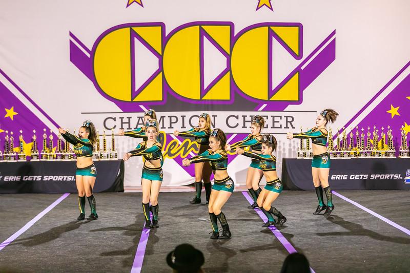 Champion Cheer 1261 December 07, 2019