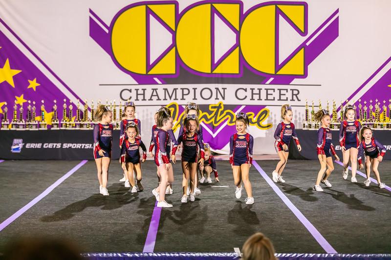 Champion Cheer 809 December 07, 2019