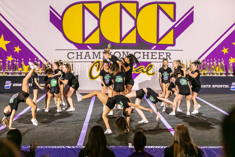 Champion Cheer 909 December 07, 2019