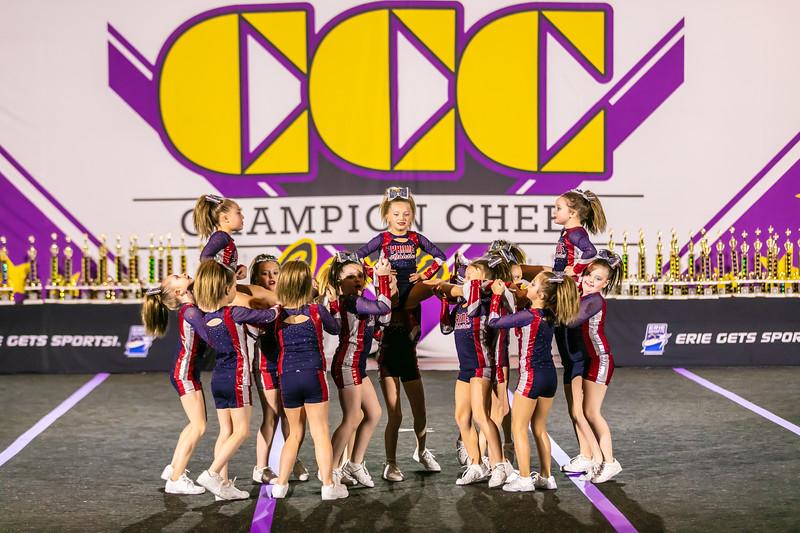 Champion Cheer 818 December 07, 2019