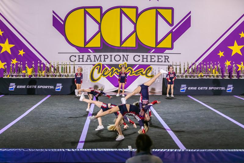 Champion Cheer 653 December 07, 2019