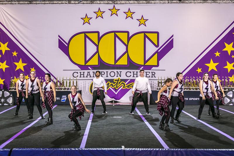 Champion Cheer 101 December 07, 2019