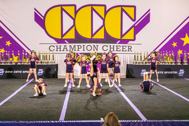 Champion Cheer 803 December 07, 2019